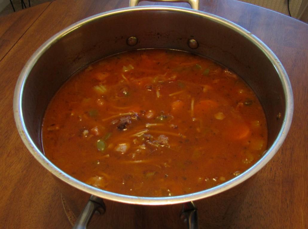 ... soup pepper pot soup ii chicken pepper pot soup authentic pepper pot
