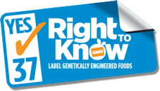 California right to know logo