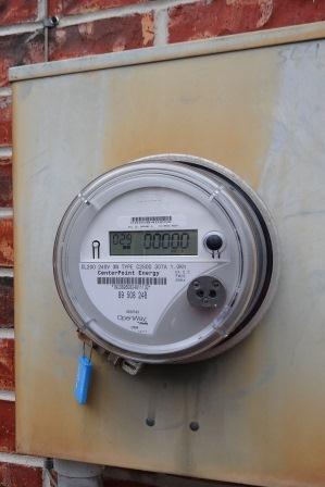 CenterPoint Smart Meter
