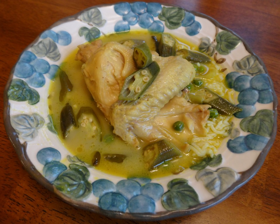 Pastured Chicken and Okra with Coconut Milk and Indian Spices   Real ...