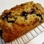 Blueberry Banana Nut Bread